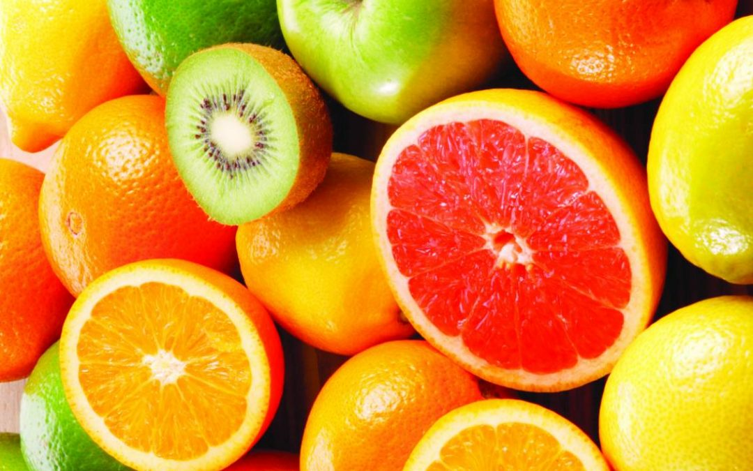 Los beneficios de la Vitamina C